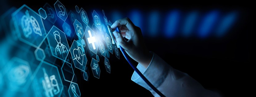 Logo Medizintechnik im Krankenhaus