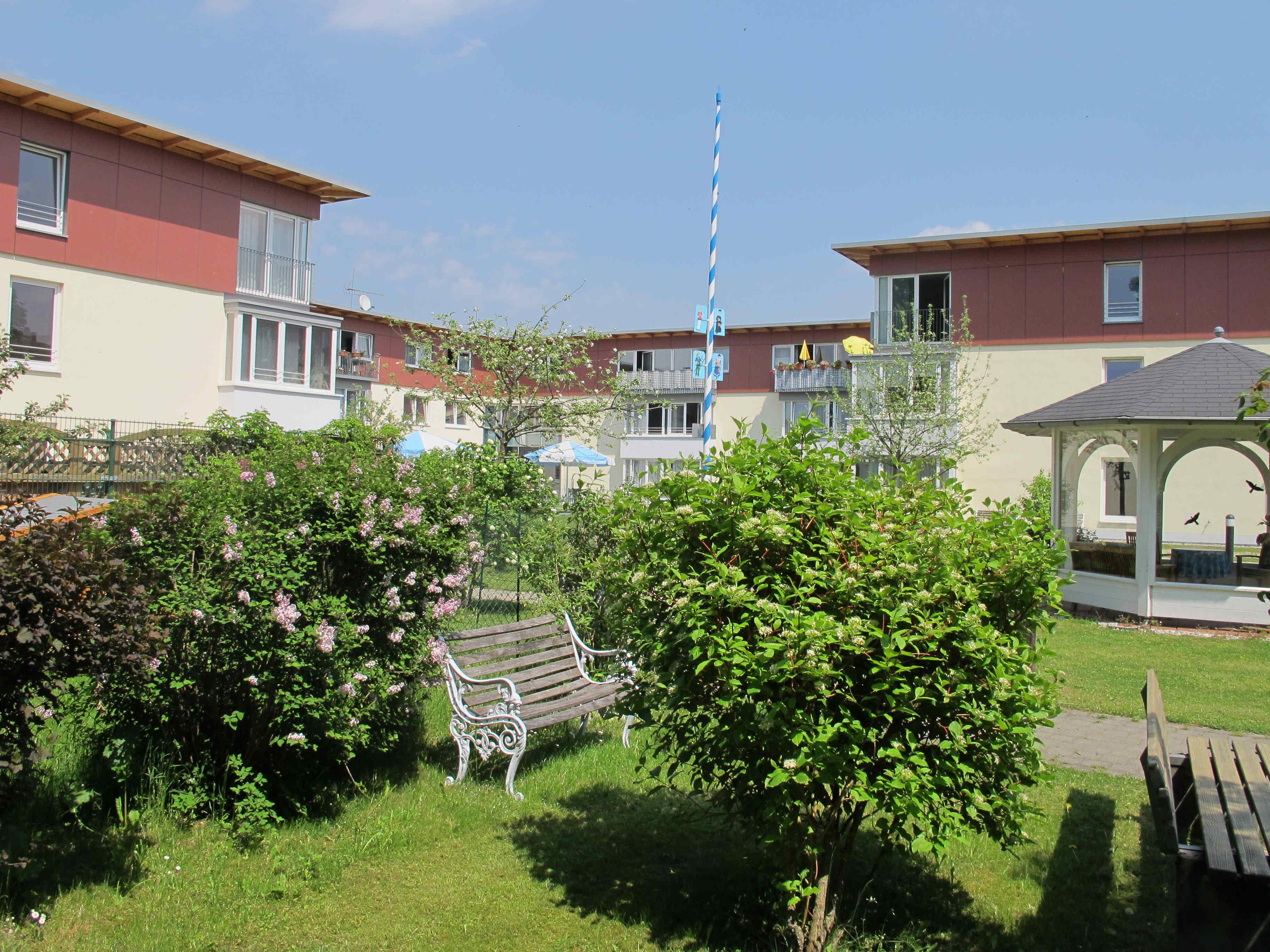 "Senior residence ""Wohnen am Schlossanger"""