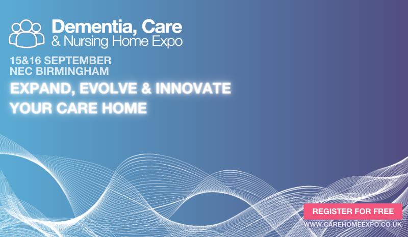 Logo Dementia Care 2021